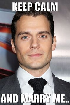 Henry Cavill, the answer is YES!