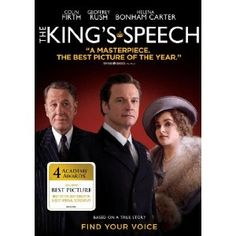 Loved this...its the first movie I have loved in a long, long time...Colin Firth, got a much deserved Oscar.