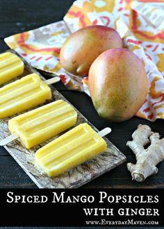 ... pops recipes dishmaps spicy mango ice pops paletas de mango enchilado