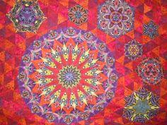 Paula Nadelstern Quilts | INTENSIV WORKSHOP in Karlsbrunn