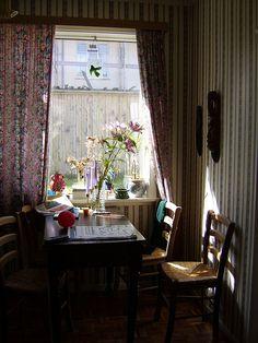 Grettisgata. by Johanna Birgitta, via Flickr - imagine the stories and the food...