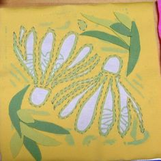 Image result for mary wood, reverse applique