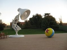 Pixar Animation Studios (Emeryville), Free with connections...  :)