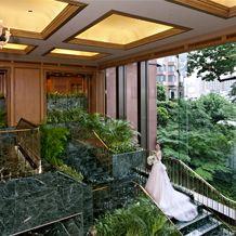 ホテル椿山荘東京:東京には、ひとを祝福する森がある