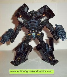transformers movie IRONHIDE 2007 hasbro toys voyager complete action figures