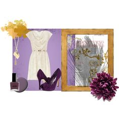 2012 Grad, created by abigailroper on Polyvore