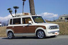 ラパン - キャルペッパーラパン Cal Pepper Lapin - 軽自動車をカスタム改造ドレスアップするエアロパーツメーカー