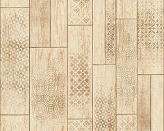 Vliesová tapeta na zeď Dimex výběr velikost role m x 53 cm Panel, Tile Floor, Beige, Quilts, Texture, Wall Art, Wallpaper, Kitchen, Pattern