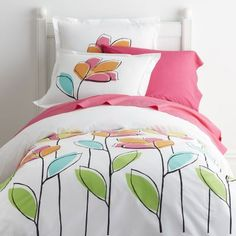 Summertime Bedding