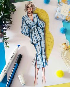 Fashion Design Sketches 495536765252192368 - MODE Source by cconnii Dress Design Sketches, Fashion Design Sketchbook, Fashion Design Drawings, Art Sketchbook, Fashion Drawing Dresses, Fashion Illustration Dresses, Fashion Model Sketch, Fashion Sketches, Arte Fashion