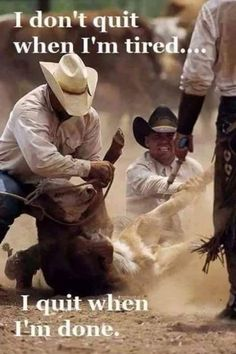 National Finals Rodeo 2019 live online from Thomas and Mack Center. Watch Las Vegas NFR live streaming online on CBS Sports Network from December Rodeo Quotes, Cowboy Quotes, Horse Quotes, Cowboy Horse, Cowboy Up, Cowboy And Cowgirl, Rodeo Cowboys, Real Cowboys, Westerns
