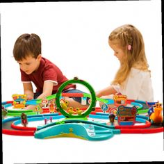 52.29$  Watch now - http://alibll.worldwells.pw/go.php?t=32540287917 - Remote Control Toys Train Track Pista Carros Brinquedos Electric Assembling Toys Snail Rail Car Oversized Toy Set Kids Toys 52.29$