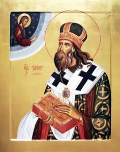 Tikhon of Zadonsk: If we want, Christian, to have our heart filled with divine love . Beatitudes, Church Quotes, Orthodox Christianity, Orthodox Icons, Saints, Painting, Fictional Characters, Image, Painting Art