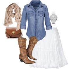 """""""Country Chic"""" by julsan on Polyvore"""