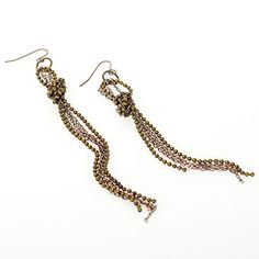 Earring Tutorials | Free DIY Jewelry Projects | www.rings-things.com