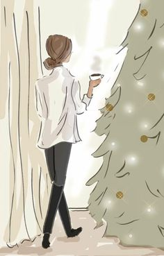Hello Weekend, Christmas Quotes, Merry Christmas, Illustrations, Cute Illustration, Cute Drawings, Art Quotes, Inspirational Quotes, Fairy Tales