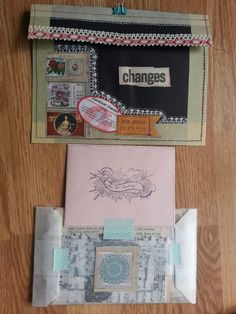 My mail art & enclosures