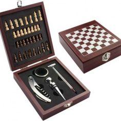 Chess Bar Set