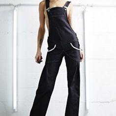 Fashion workers unite! Jumpsuit, Dresses, Fashion, La Mode, Woman, Overalls, Vestidos, Moda, Jumpsuits