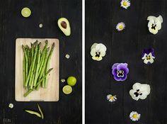 Grüner Spargel vegane Rezepte