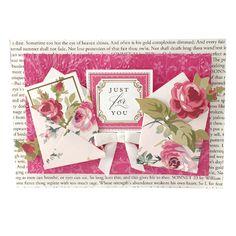 Valentine's Day Inspiration   Anna's Blog [little envelopes card]