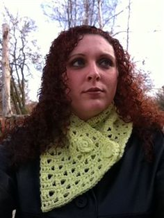 Free Crochet Every Which Way Cowl Pattern.