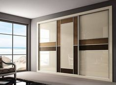Modern Bedroom Wardrobe designs with images Wardrobe Laminate Design, Wardrobe Design Bedroom, Luxury Bedroom Design, Bedroom Bed Design, Bedroom Furniture Design, Modern Bedroom, Modern Wardrobe, Bedroom Designs, Master Bedroom