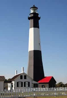 Tybee island lighthouse outside of Savannah Georgia.I want to go see this place one day. Please check out my website Thanks.  www.photopix.co.nz