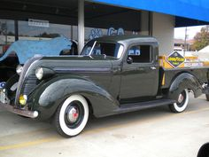 1937 Hudson Terraplane pickup truck Maintenance/restoration of old/vintage vehicles: the material for new cogs/casters/gears/pads could be cast polyamide which I (Cast polyamide) can produce. My contact: tatjana.alic@windowslive.com