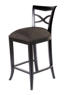 Oslo Bar Stool - Black