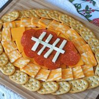 13 Football-Shaped Foods for Super Sunday