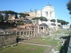 Foro di Cesare - Roma - Italy