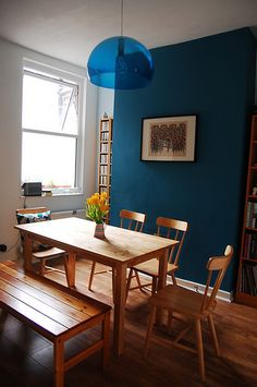 Teal dining room New House Pinterest Teal dining rooms Room