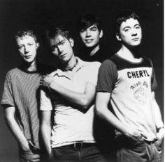 90s blur  #blur #britpop #90s #damon albarn Cd Cover Art, Nostalgia, Love The 90s, Damon Albarn, Celebrity Skin, Britpop, Band Photos, Types Of Music, Kylie Minogue