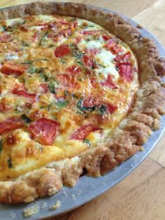 Meat Lover's Quiche Recipes
