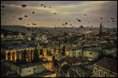 autumn in Cluj-Napoca by Cosmin Ignat on 500px