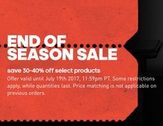 adidas Canada End of Season Sale: Save 30%  40% End of Season Sale  an Extra 40% Off Outlet Products http://www.lavahotdeals.com/ca/cheap/adidas-canada-season-sale-save-30-40-season/223528?utm_source=pinterest&utm_medium=rss&utm_campaign=at_lavahotdeals