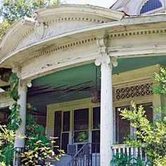 Photo: Courtesy of James M. Bowen | thisoldhouse.com | from Save This Old House: Greenwood, Mississippi