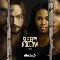 Nothing says October like spooky movies/TV - I'm pretty pumped for this season of Sleepy Hollow. I heard the headless horseman doesn't make an appearance in season 3 - bummer. I wonder what new villains they will introduce...