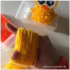 - Perleinspiration til børn og voksne Hama Beads Design, Perler Beads, Crochet, Blog, Crafts, Easter, 3d, Holiday, Hama Beads Patterns