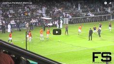 Rozgrzewka przedmeczowa Juventusu Turyn • Przykładowe ćwiczenia piłkarskie przed meczem • Rozgrzewka największych gwiazd futbolu • Zobacz #juventus #juventusturyn #pilkanozna #futbol #sport #football #soccer #sports #rozgrzewka