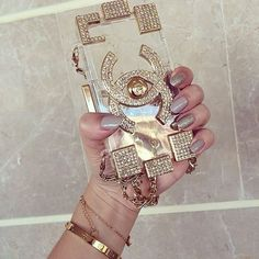 Chanel iPhone Cover