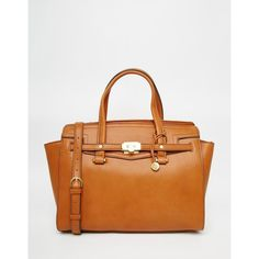 Fiorelli Large Tote Bag (4.480 RUB) ❤ liked on Polyvore featuring bags, handbags, tote bags, tan, handbags totes, vegan tote bags, vegan handbags, tan tote handbags and zip top tote