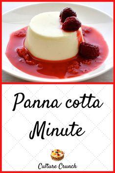 Unique Desserts, Creative Desserts, Desserts For A Crowd, Cute Desserts, Blueberry Desserts, Brownie Desserts, Apple Desserts, Chocolate Desserts, Panna Cotta