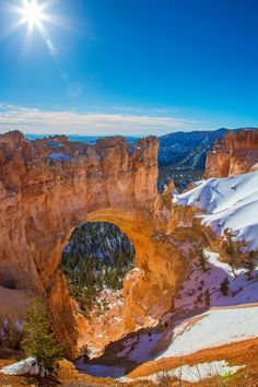Bryce Canyon National Park, Utah; photo by Scotty Perkins