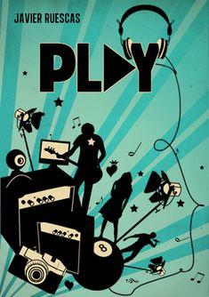 Nuestros jóvenes recomiendan Play: dos jóvenes, hermanos, opuestos...música de por medio. Seguido por Show (2ª parte), y a la espera de Live (3ª parte). #ahoz_aho #gomendioak