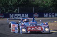 Riley & Scott Ford MK III 1998 Le Mans Philippe Gache / Wayne Gardner / Didier de Radiguès #motorsport #racing #lms #car #motor #passion #sport #prototype #gt #24h