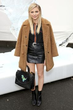 The 150 most stylish women in the world now: Chloe Grace Moretz