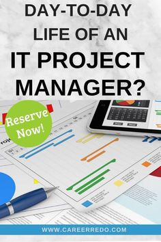 Want to become an IT project manager? Great! But learn what daily life is like first to ensure your success in your career change. Your Mentor can provide you with the details since she/he has seen it before. #becomeanitprojectmanager #projectmanager #projectmentor #careerchange Career Change At 30, Career Change For Teachers, Midlife Career Change, New Career, Career Advice, Technology Careers, Energy Technology, Veteran Jobs, Career Fields
