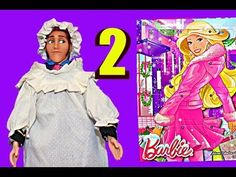 Barbie Birthday Month Surprise Daily Presents with Disney Frozen Hans Advent Calendar Day 2
